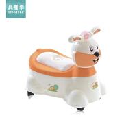 婴儿幼儿便盆尿盆抽屉式大号座便器 儿童马桶坐便器男女宝宝小孩