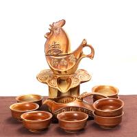 陶瓷茶具套装家用茶壶茶杯创意自动功夫茶具办公室粗陶整套泡茶器