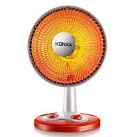 家用台式小太阳节能取暖器摇头定时电暖器办公室暖风机电热扇烤火炉