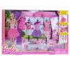 [当当自营]Barbie 芭比 设计搭配礼盒 女孩娃娃玩具 Y7503