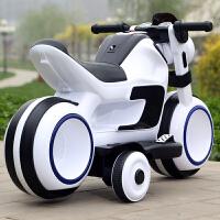 儿童充电男女孩小孩宝宝玩具车可坐人电动摩托车三轮车2-3-5-8岁