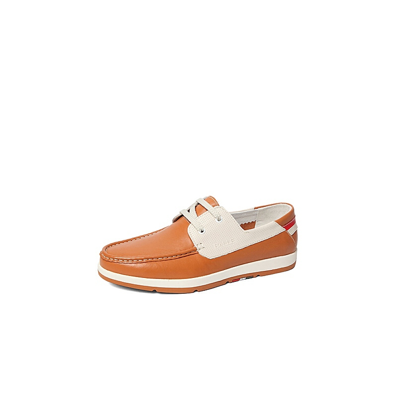 Belle/百丽春季专柜同款牛皮男休闲鞋3ZX01AM6