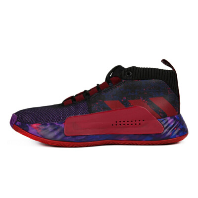 adidas/阿迪达斯 男款 2019新款 利拉德缓震实战 场上训练运动 篮球鞋 EF8663