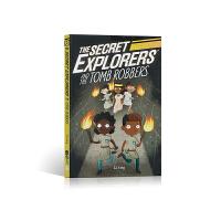秘密探险家和盗墓者 DK The Secret Explorers and the Tomb Robbers英文原版桥梁