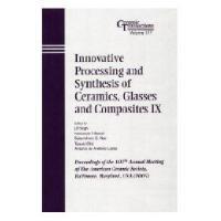 【预订】Innovative Processing And Synthesis Of Ceramics Y9781574