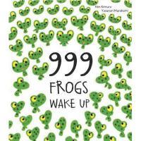 【预订】999 Frogs Wake Up