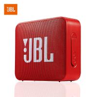 【当当自营】JBL GO2 宝石红 音乐金砖二代 蓝牙音箱 低音炮 户外便携音响 迷你小音箱