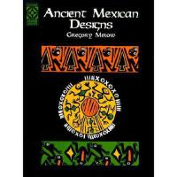 【预订】Ancient Mexican Designs