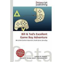 【预订】Bill & Ted's Excellent Game Boy Adventure