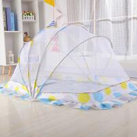 蚊罩蒙古包无底可折叠婴儿蚊帐宝宝蚊帐儿童蚊帐小孩bb床