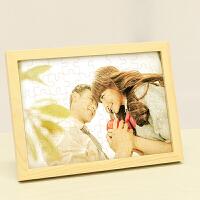 diy照片拼图自定制作送相框创意个性定做情侣印相片相册生日礼物