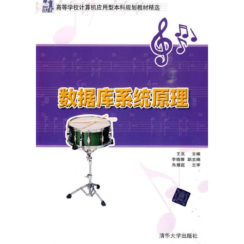 数据库系统原理(21世纪高等学校计算机应用型本科规划教材精选) PDF下载