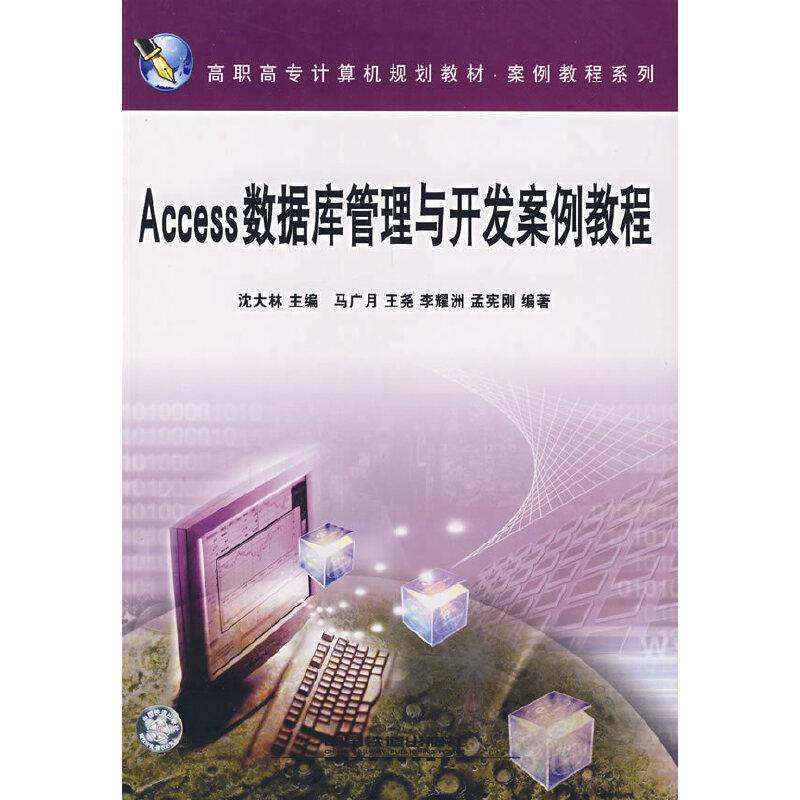 Access数据库管理与开发案例教程 PDF下载