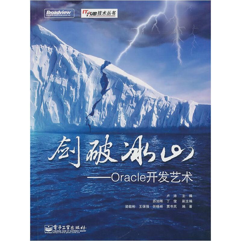 剑破冰山——Oracle开发艺术 PDF下载