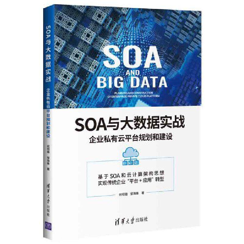 SOA与大数据实战:企业私有云平台规划和建设 PDF下载