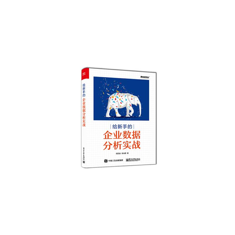 给新手的企业数据分析实战(全彩) PDF下载