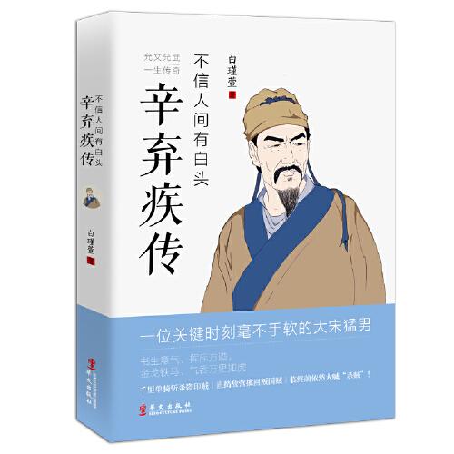 不信人间有白头:辛弃疾传(epub,mobi,pdf,txt,azw3,mobi)电子书
