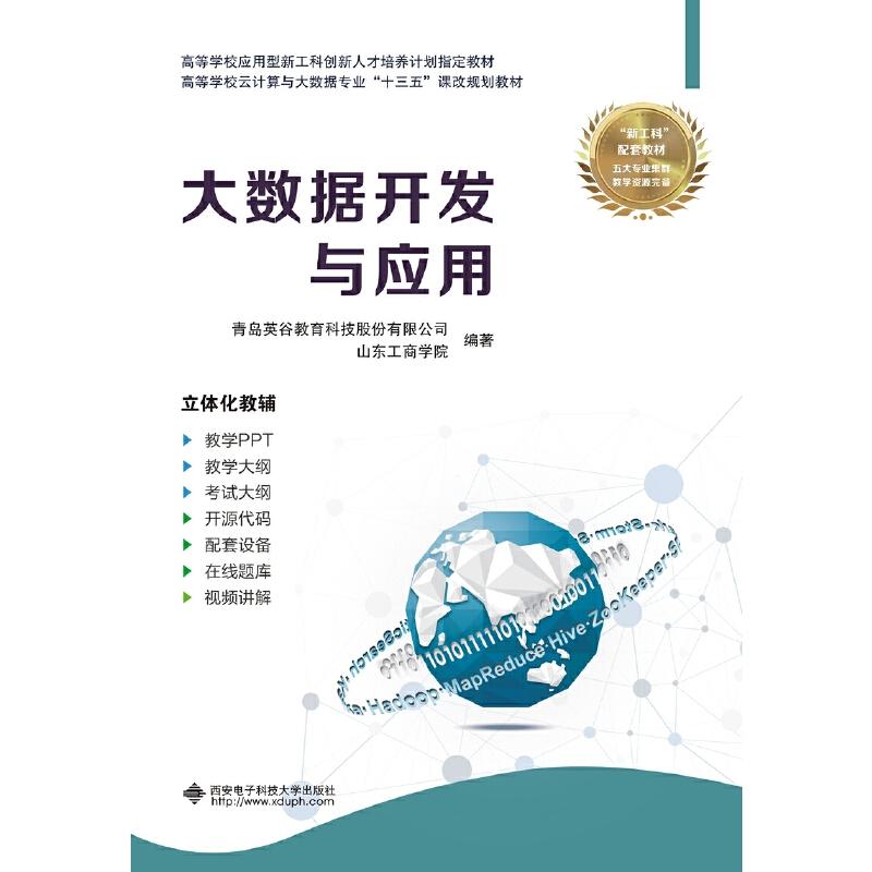 大数据开发与应用 PDF下载